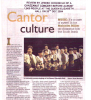 Cantor Culture